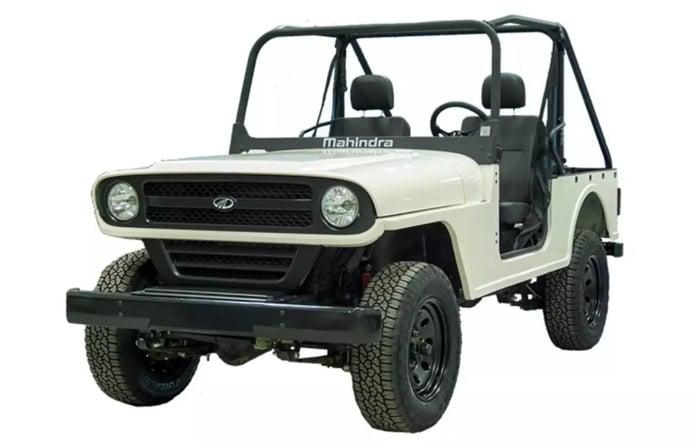 El Mahindra Roxor ya puede ser fabricado en EEUU y a FCA no le hace ninguna gracia