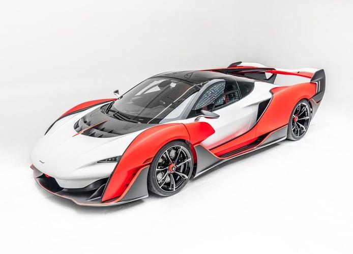 McLaren Sabre: el biplaza más rápido de la historia de la marca ya es oficial