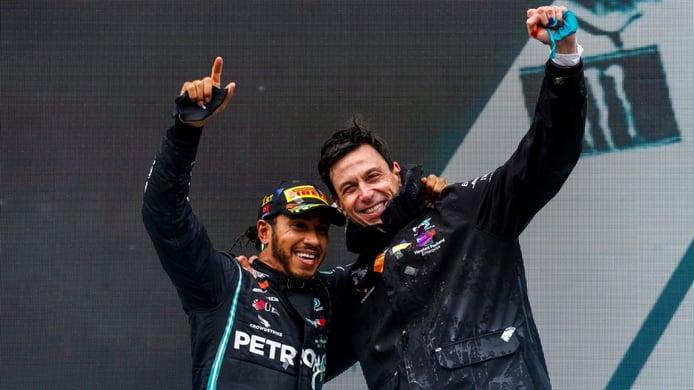 ¿Va a dejar Mercedes que Hamilton esté dos meses sin contrato?: «No nos preocupa»