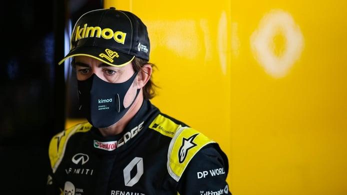 ¿De qué tiene miedo Alonso en su regreso a la F1?: «23 carreras se hacen muy pesadas»