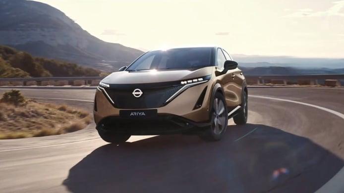 La producción del Nissan Ariya se asignó a Japón, nunca se consideró a Reino Unido