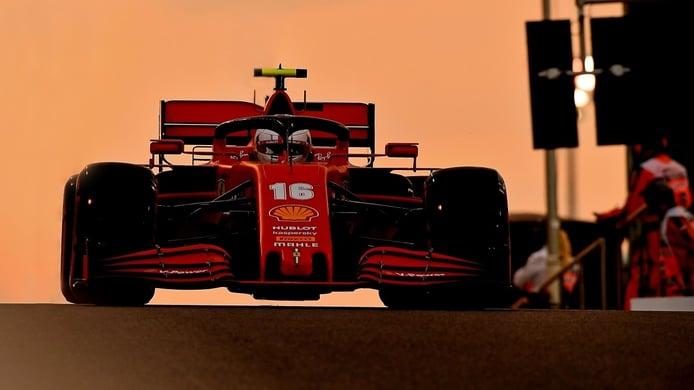 Optimismo en Ferrari por los datos del motor de 2021: «Volverá a ser competitivo»