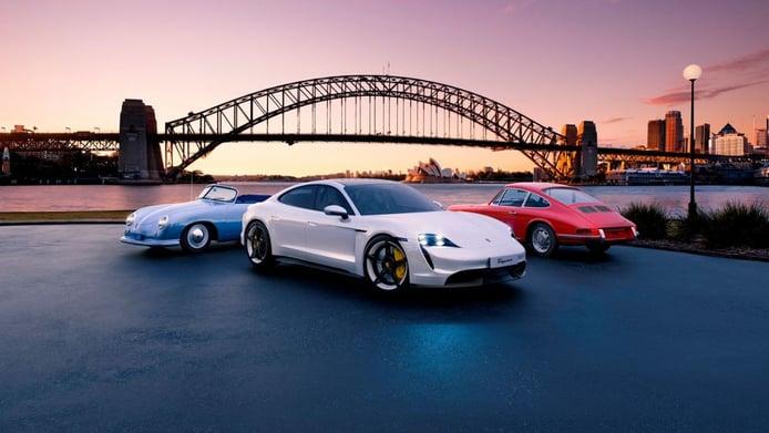 Porsche anuncia una misteriosa edición limitada de aniversario en Australia
