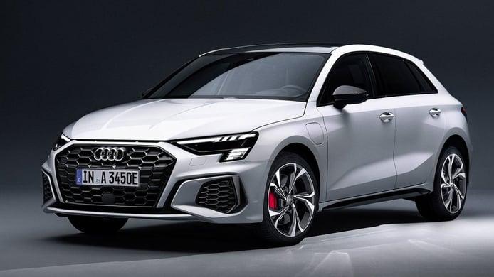 Audi A3 Sportback 45 TFSI e, el nuevo compacto híbrido enchufable ya tiene precio