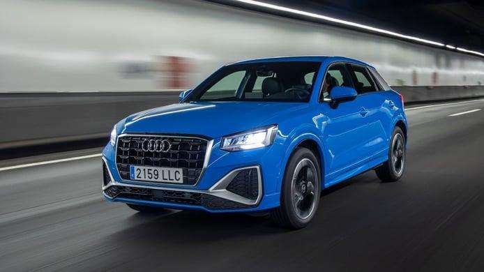El nuevo Audi Q2 2021 con motor diésel ya tiene precio en España