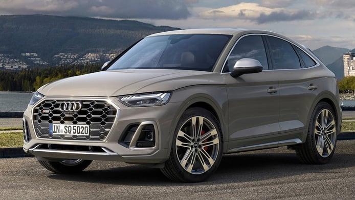 El nuevo Audi SQ5 Sportback con motor diésel híbrido ligero ya tiene precio en España