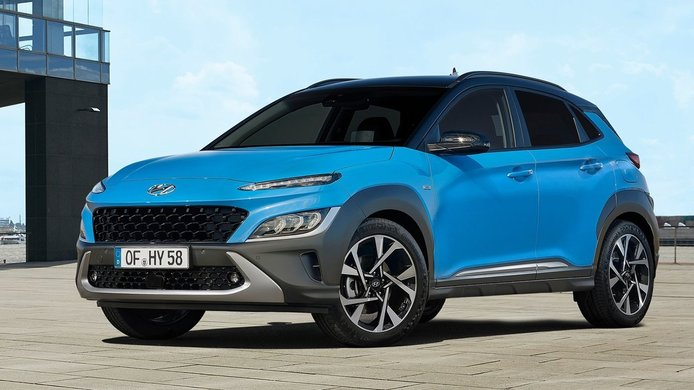 Precios del Hyundai Kona 2021, el renovado SUV estrena motores electrificados