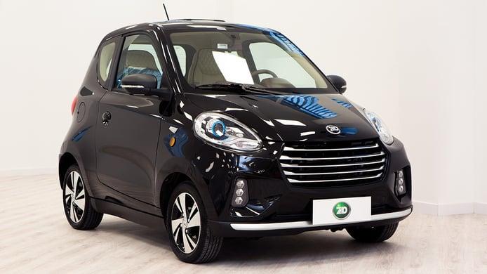 Invicta D2S, precios y gama del nuevo coche eléctrico chino que ha llegado a España