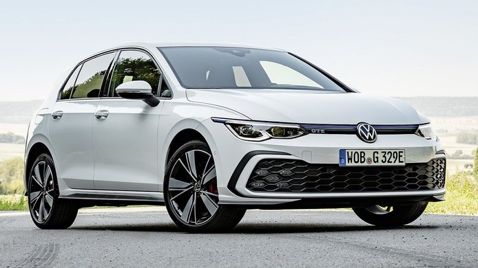 Volkswagen Golf GTE 2021, precios y equipamiento del renovado híbrido enchufable