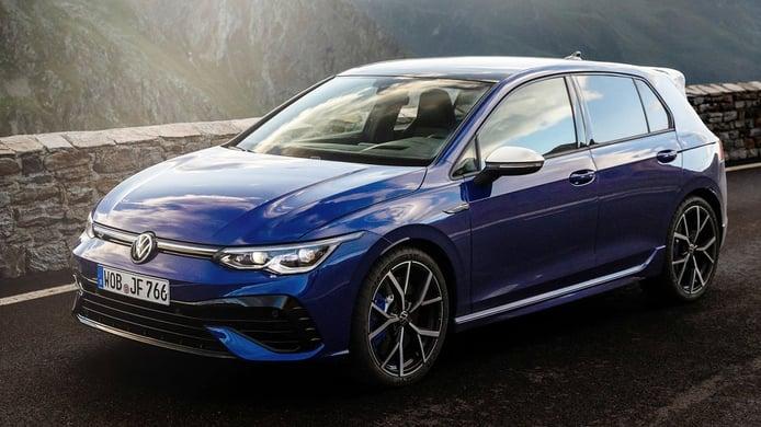 El nuevo Volkswagen Golf R, la variante más deportiva, ya tiene precio en España