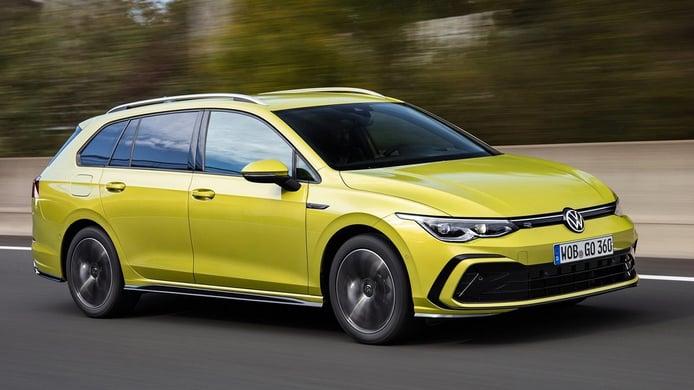 Volkswagen Golf Variant 2021, la gama se enriquece con nuevas versiones y motores
