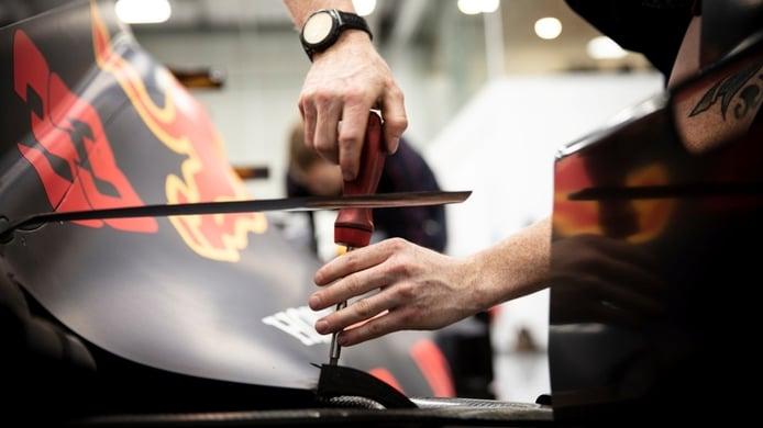 Red Bull ya piensa en construir su propio motor a partir de 2025