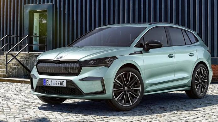 Los nuevos coches eléctricos que desarrollará Skoda tras la llegada del Enyaq iV