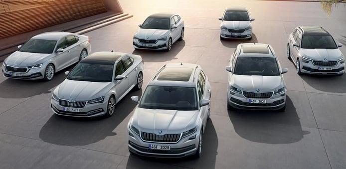 Las novedades de Skoda para 2021: ofensiva SUV y nuevos coches eléctricos