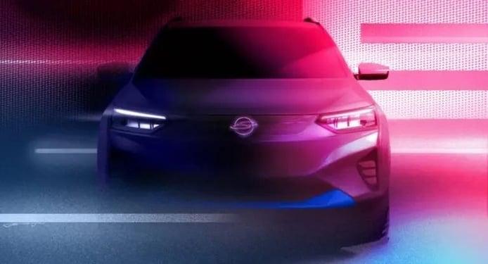 SsangYong Korando e-Motion, el nombre del primer SUV eléctrico que debutará en 2021