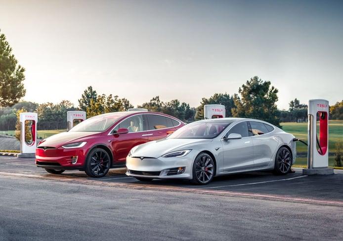 Los Tesla Model S y Model X «Refresh» (casi) confirmados por una actualización