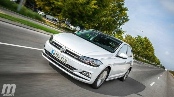 Alemania - Noviembre 2020: El Volkswagen Polo recupera posiciones