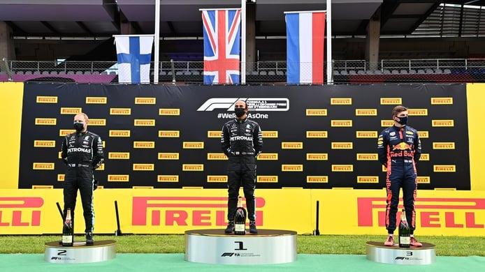 Verstappen se sentía solo frente a Mercedes y así se lo hizo saber a Red Bull