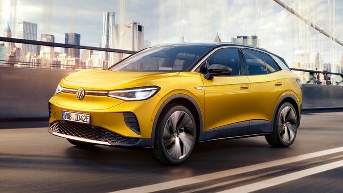 Las entregas del Volkswagen ID.4 en Europa arrancarán en enero de 2021