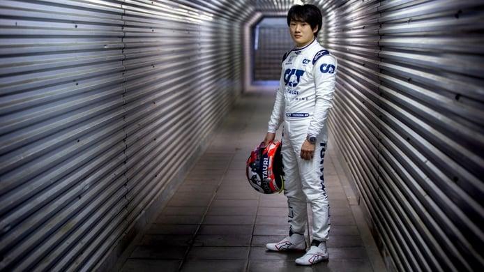 Yuki Tsunoda, confirmado como piloto de AlphaTauri para 2021