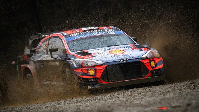 Andrea Adamo realza el trabajo de los pilotos de Hyundai en el WRC