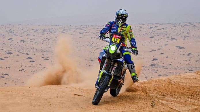 Balance del Dakar para los 'riders' españoles en motos y quads