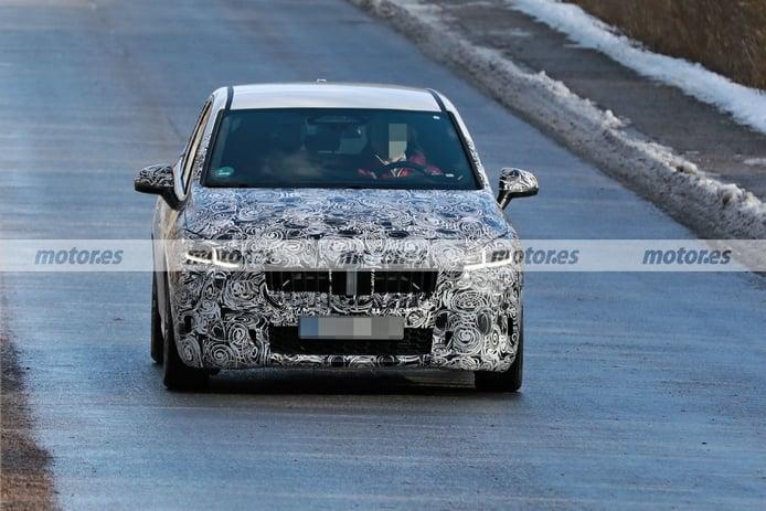 Los prototipos del nuevo BMW Serie 2 Active Tourer 2022 empiezan a destaparse