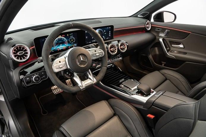 BRABUS B 45 - interior