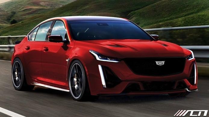 El Cadillac CT5-V Blackwing 2022 será el Cadillac más potente de la historia