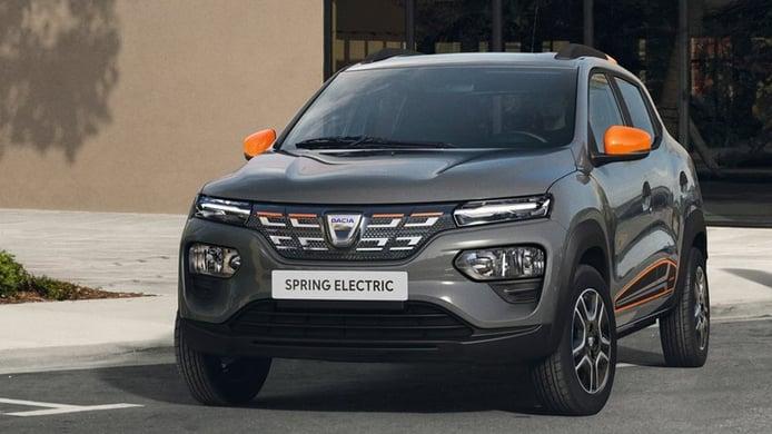 El Dacia Spring llegará a Francia en versión Business
