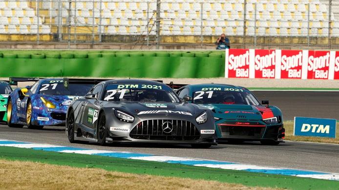 El DTM no visitará Rusia en su primer año bajo normativa GT3