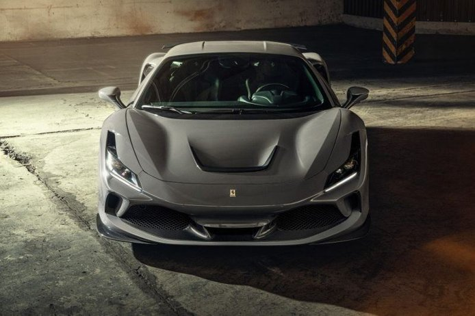 Novitec presenta la vuelta de tuerca definitiva del Ferrari F8 Tributo