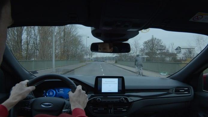 Ford desvela la tecnología de su parabrisas inteligente anti-vaho [vídeo]