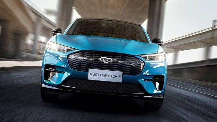 El nuevo Ford Mustang Mach-E será producido en China