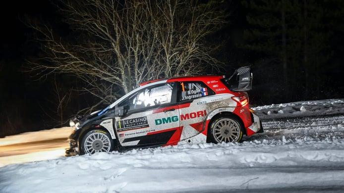 El francés Sébastien Ogier recupera el mando del Rally de Montecarlo