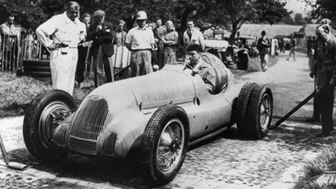Jean-Pierre Wimille, el mejor antes del campeonato del mundo