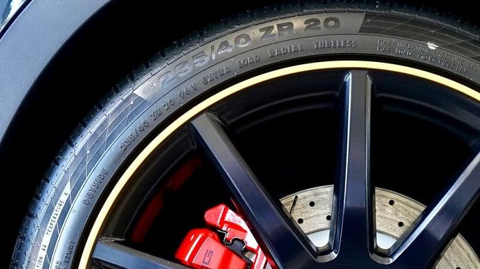 Índice de carga de los neumáticos: esto es lo que hay que saber