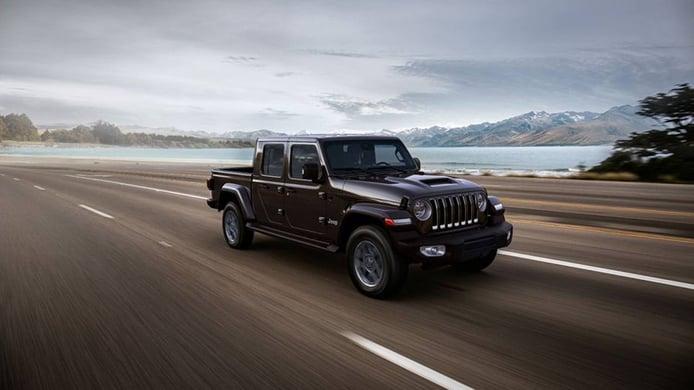 El poderoso Jeep Gladiator llega a Europa, así es la gama del nuevo pick-up