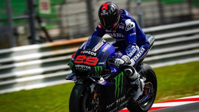 Jorge Lorenzo descarta la posibilidad de ser probador de Aprilia en MotoGP
