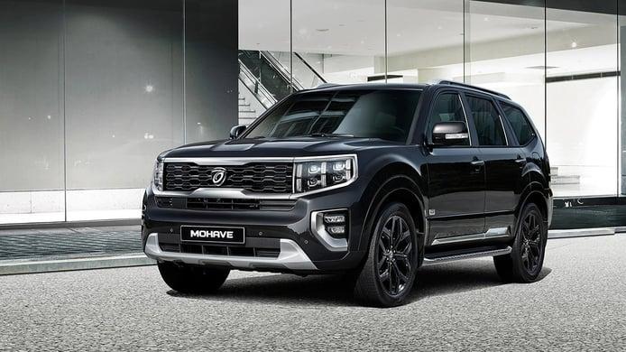 KIA Mohave 2021, mejora tecnológica para el interesante SUV surcoreano