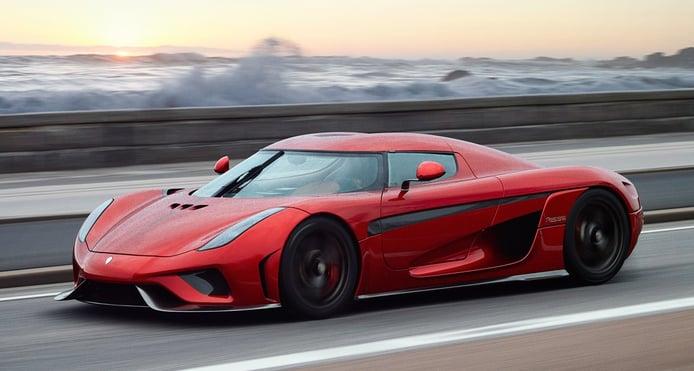 El Koenigsegg Regera alcanza un nuevo récord de velocidad [vídeo]