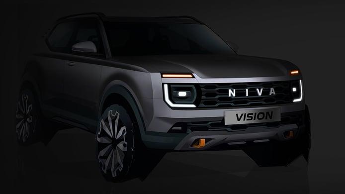 La nueva generación del Lada Niva será una realidad en 2024