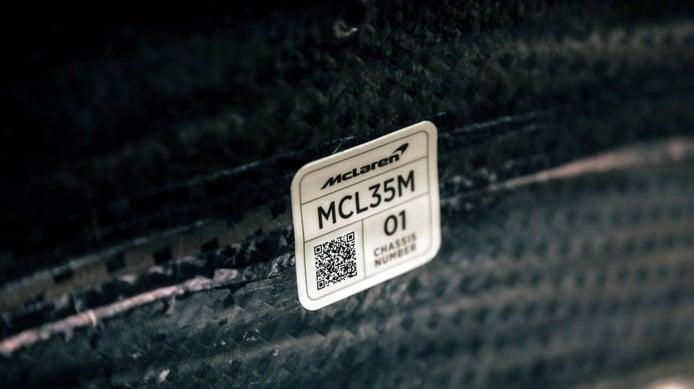 Lando Norris y el motor Mercedes: «Es mejor en todos los sentidos»