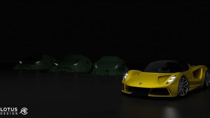 Lotus finalizará la producción del Evora, Exige y Elise en 2021