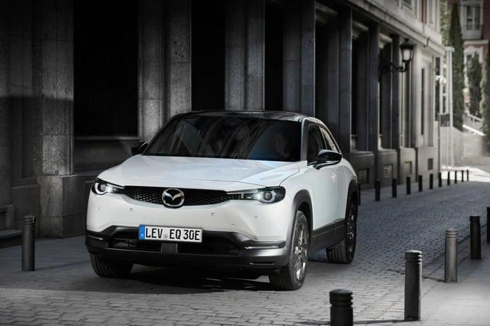 El Mazda MX-30 con motor Wankel, a la venta en la primera mitad de 2022