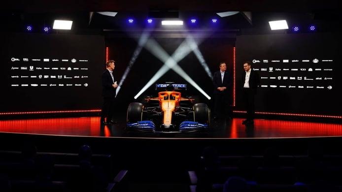 McLaren ya ha fijado la fecha de presentación del nuevo MCL35M
