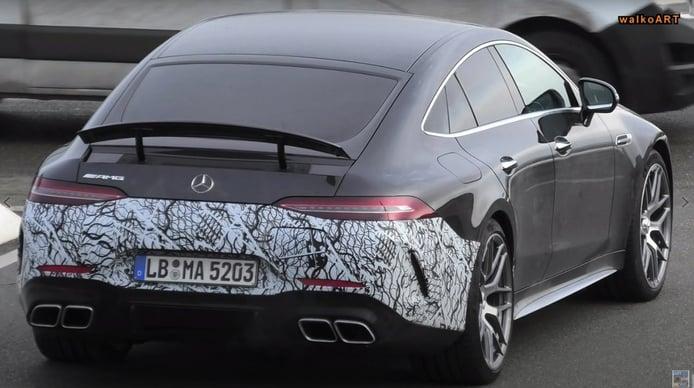 Analizamos el misterioso Mercedes-AMG GT 73 e Berlina: ¿híbrido o híbrido enchufable?
