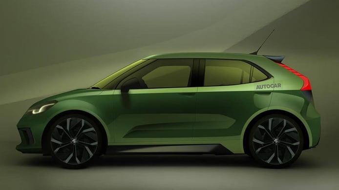 El nuevo coche eléctrico de Morris Garage será un rival del Renault ZOE