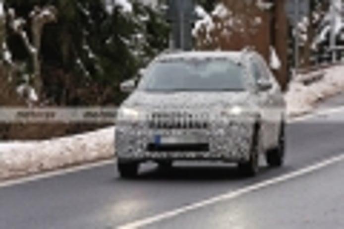 El Skoda Kushaq, el nuevo B-SUV para India, cazado en República Checa