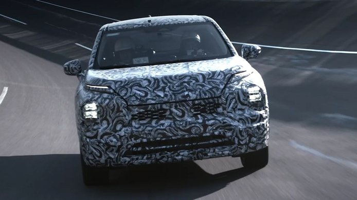Mitsubishi Outlander 2021, acércate al desarrollo de la renovación del SUV japonés